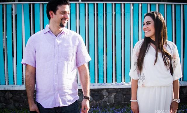 Iyari + Randy. 20 de septiembre 2014.